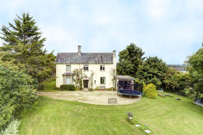 Thumbnail Detached house for sale in Braydon, Swindon