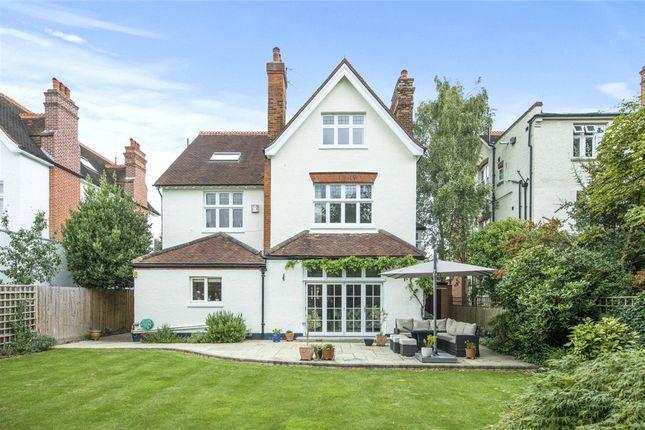 Thumbnail Detached house for sale in Ridgway Gardens, Wimbledon Village