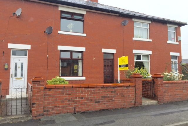 2 bed terraced house to rent in Shaftesbury Avenue, Great Harwood