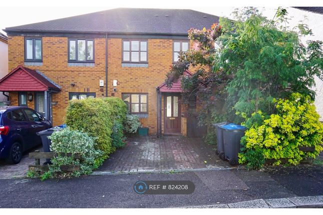 Thumbnail Terraced house to rent in Milner Road, Morden