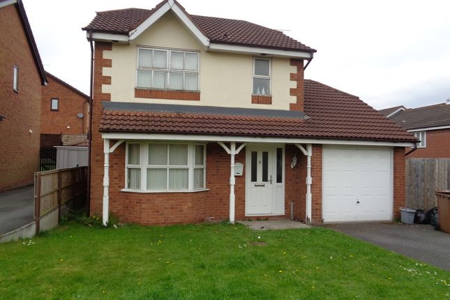 Thumbnail Detached house to rent in Lancashire Gardens, St. Helens