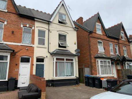 1 bed flat to rent in Victoria Road, Stetchford, Birmingham B33