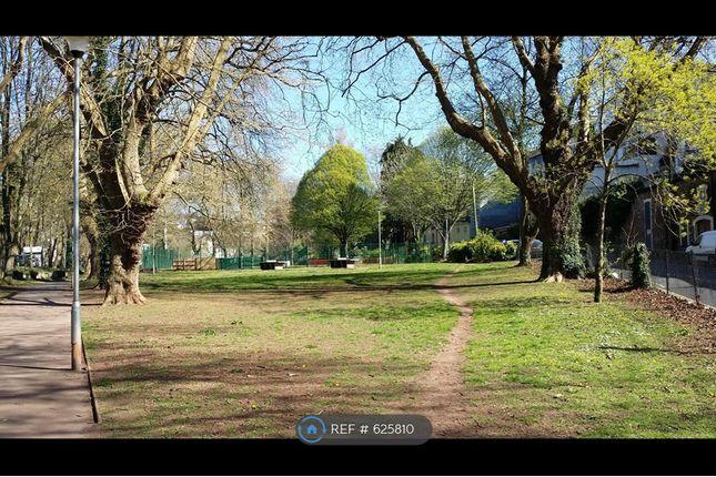 Local Park 2 Minutes Walk