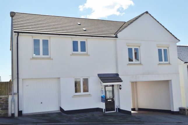 Thumbnail Detached house to rent in Greenwix Parc, St. Mabyn, Bodmin