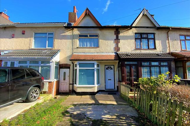 Thumbnail Terraced house for sale in Colonial Road, Bordesley Green, Birmingham