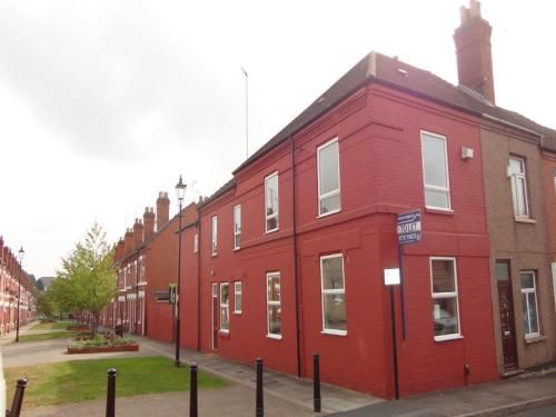 Thumbnail End terrace house to rent in Colchester Street, Coventry