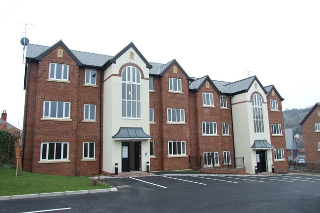 Thumbnail Flat to rent in Pen Y Maes Road, Holywell