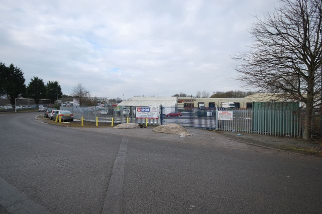 Thumbnail Industrial for sale in Randolph Place, Kirkcaldy