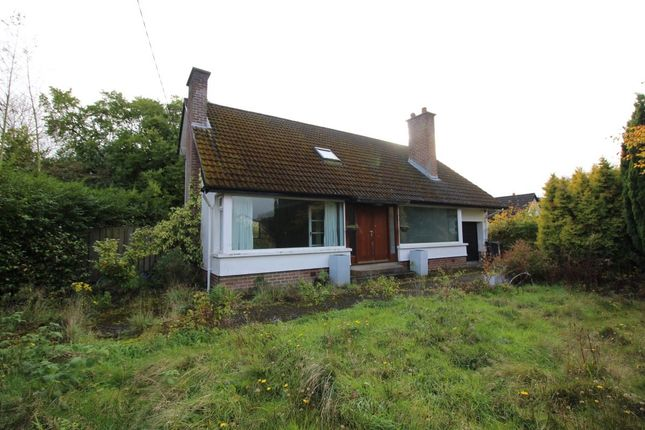 Thumbnail Detached house for sale in Ballymullan Road, Crawfordsburn, Bangor