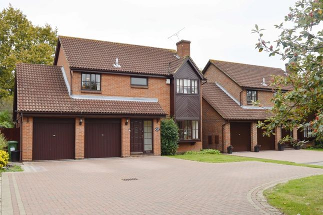 Thumbnail Detached house for sale in Rockingham Avenue, Hornchurch