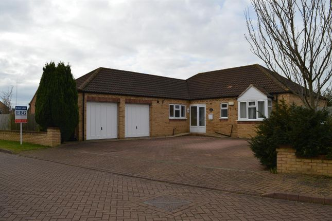 Thumbnail Detached bungalow for sale in Ousemere Close, Billingborough, Sleaford