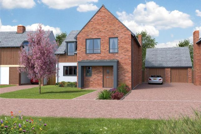 Thumbnail Detached house for sale in Orchard View, Kingfisher Rise, Newton St Cyres