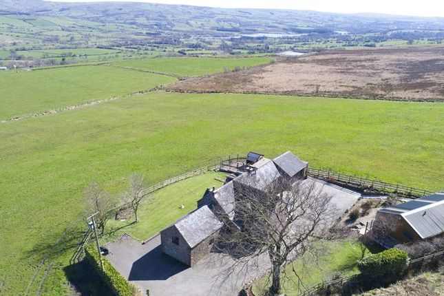 Thumbnail Property for sale in New Zealand Farm, Swythamley, Macclesfield, Cheshire.