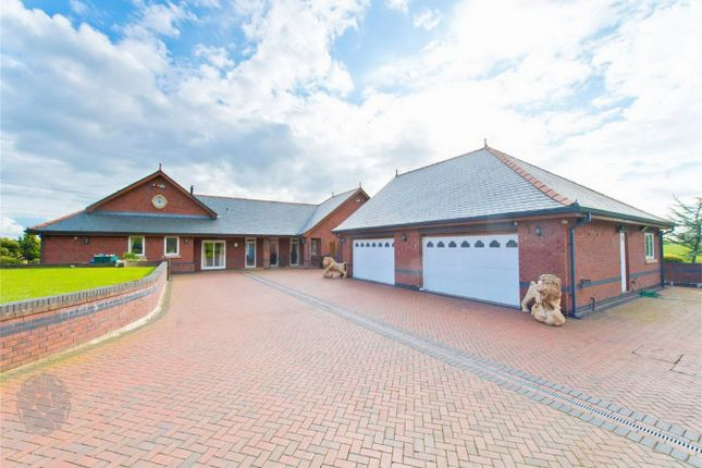 Thumbnail Detached house for sale in Stoney Bank, Sandy Lane, Brindle, Chorley, Lancashire