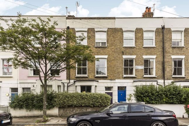 Thumbnail Terraced house for sale in Alexander Road, London