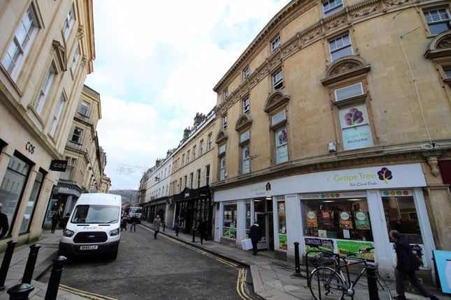 External of Cheap Street, Bath BA1