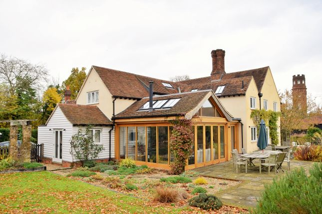 Thumbnail Equestrian property for sale in Bucks Alley, Little Berkhamstead