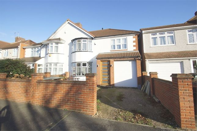 Thumbnail Semi-detached house for sale in Cumberland Avenue, Welling, Kent