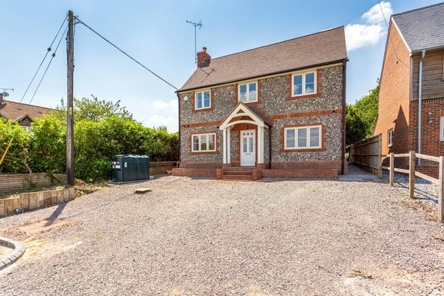 Thumbnail Detached house to rent in Wood End, Medmenham, Marlow, Buckinghamshire
