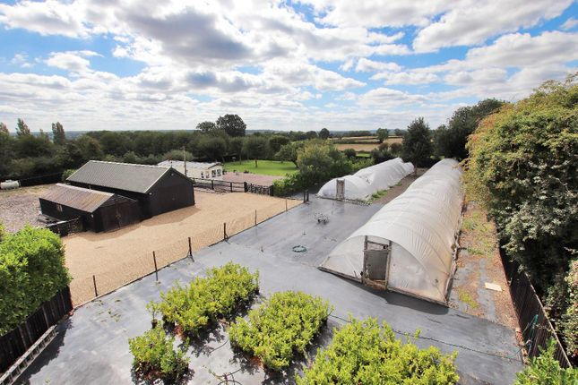 Thumbnail Land for sale in The Nursery, Taylors Lane, Trottiscliffe, West Malling