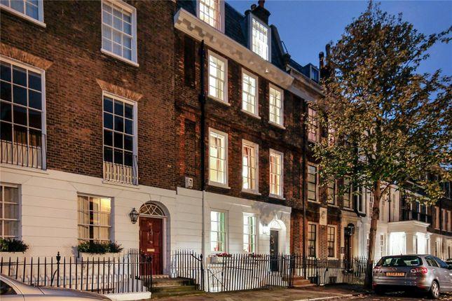 Thumbnail Terraced house for sale in Cheyne Row, London