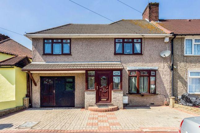 Thumbnail Terraced house for sale in Hunters Hall Road, Dagenham