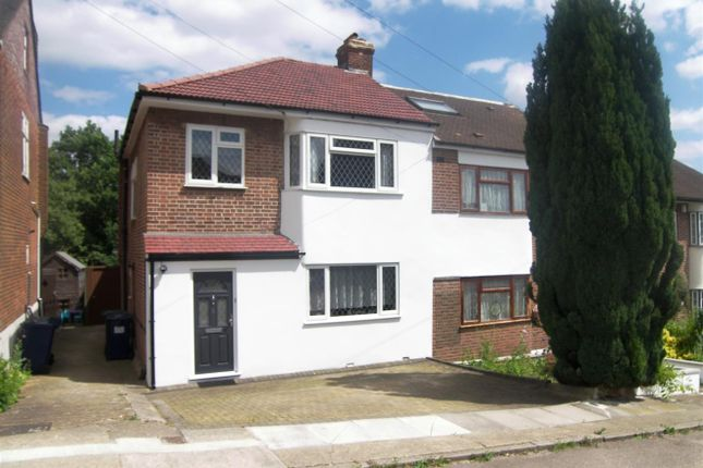 Thumbnail Semi-detached house for sale in Norfolk Road, Barnet