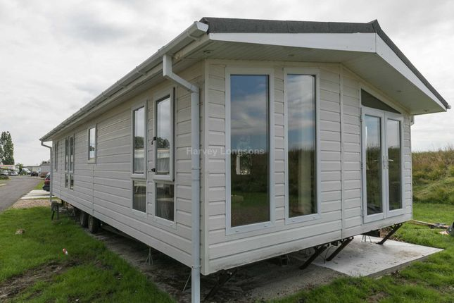 Thumbnail Lodge for sale in Canney Road, Steeple, Southminster