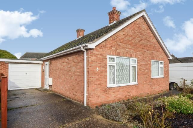 Front of Ryland Gardens, Welton, Lincoln, Lincolnshire LN2