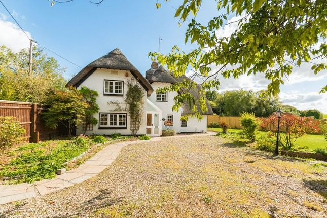 Thumbnail Cottage for sale in The Street, Ewelme, Wallingford