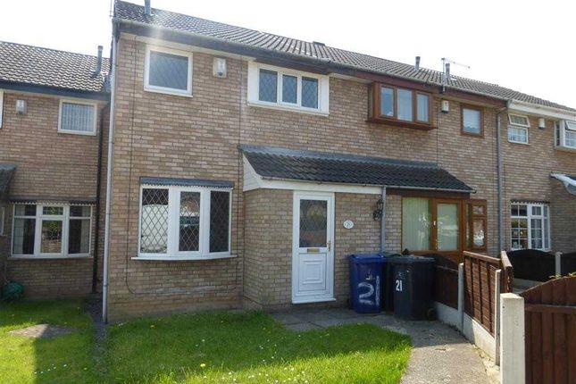 Thumbnail Town house to rent in Spruce Avenue, Royston, Barnsley