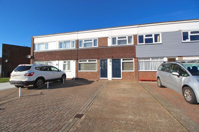 Thumbnail Terraced house for sale in Coast Road, Pevensey, East Sussex