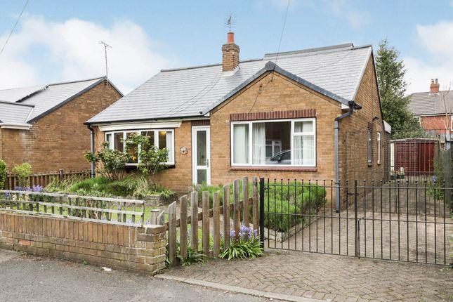 Thumbnail Detached bungalow for sale in Bridge Road, Bessacarr, Doncaster
