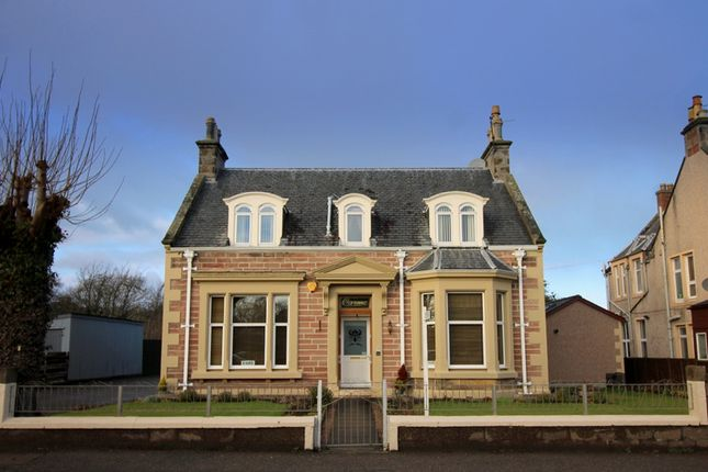 Thumbnail Detached house for sale in 16 Glenurquhart Road, Inverness