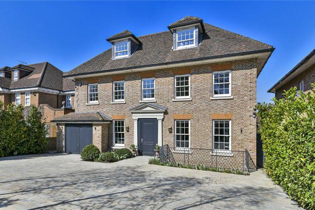 Thumbnail Detached house to rent in Priory Lane, Roehampton, London, UK