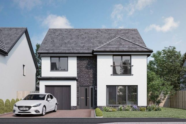 "Thumbnail Detached house for sale in ""Everett"" at Mid Calder, Livingston"