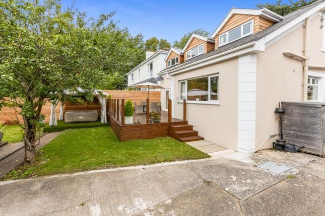 Thumbnail Semi-detached house to rent in Cary Park, Torquay