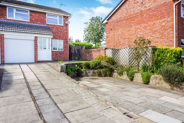 The Property of Beech Tree Close, Willaston, Nantwich CW5
