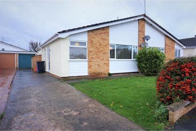 Thumbnail Semi-detached bungalow to rent in Kearsley Drive, Rhyl