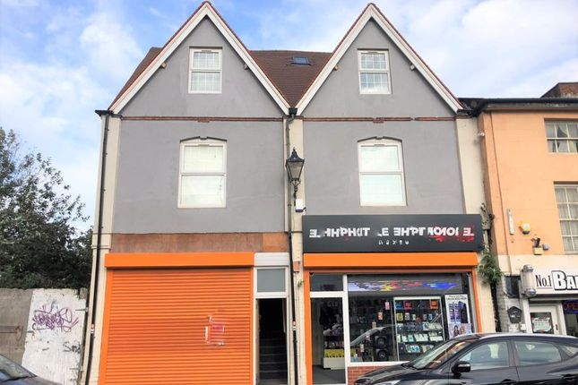Thumbnail Flat to rent in George Street, Walsall