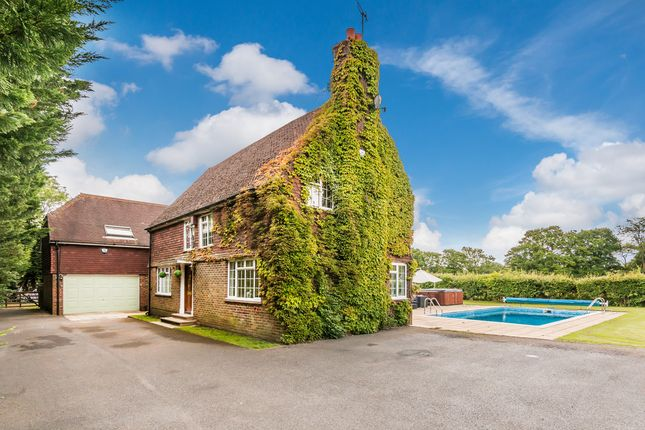 Thumbnail Detached house for sale in Stane Street, North Heath, Pulborough