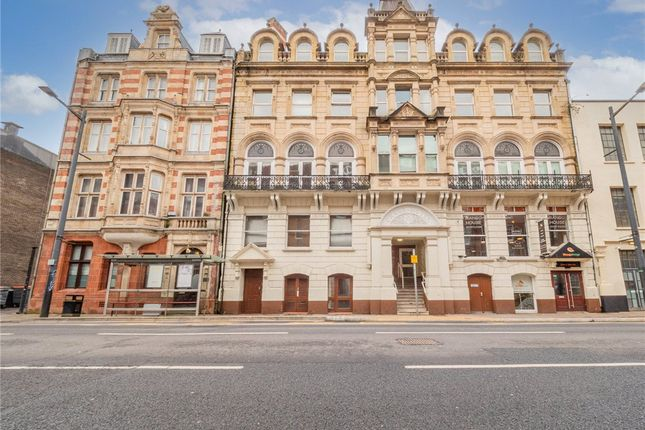 Thumbnail Flat for sale in The Grand, Westgate Street, Cardiff