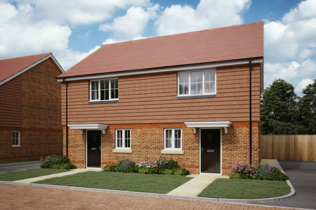 Semi-detached house for sale in Herman Close, East Hanney