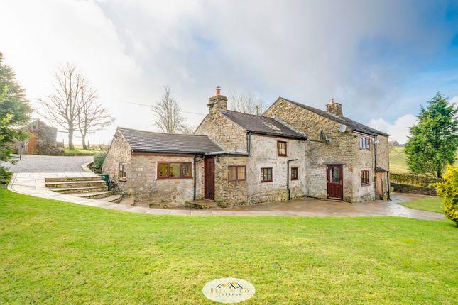 Thumbnail Farmhouse for sale in Brandside, Buxton