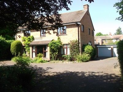 Thumbnail Detached house for sale in Lynton Way, Northallerton