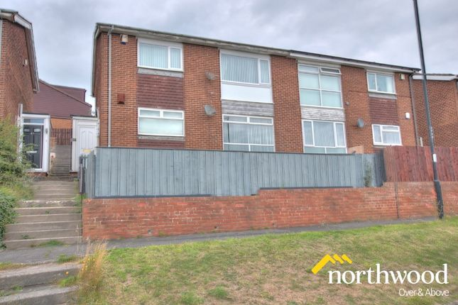 Thumbnail Flat to rent in Tewkesbury Road, Newcastle Upon Tyne