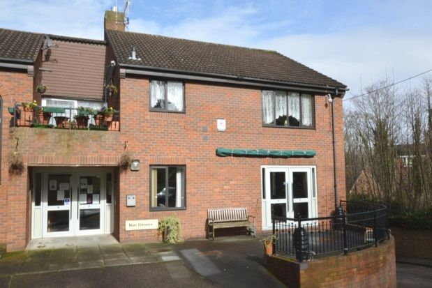 Thumbnail Flat to rent in Eyre Gardens, Highfield Road, Chesterfield
