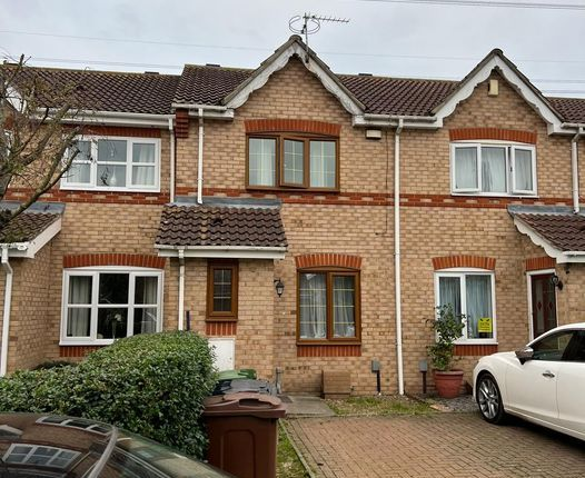 Thumbnail Terraced house to rent in Sovereign Road, London