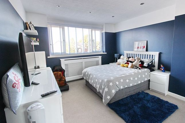 Bedroom Two of Harlech Avenue, Whitefield, Manchester M45