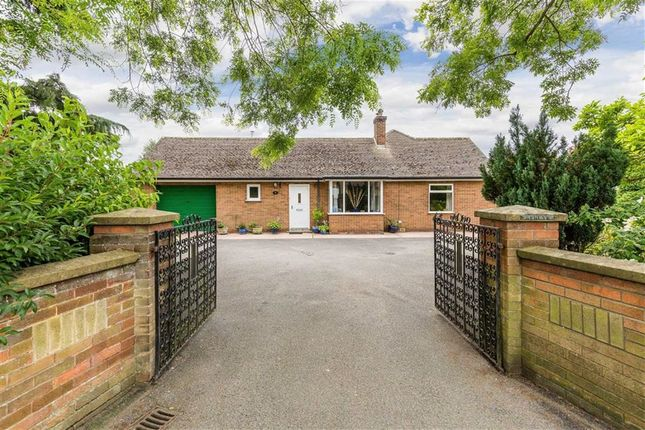 Thumbnail Bungalow for sale in Bardney Road, Wragby, Market Rasen